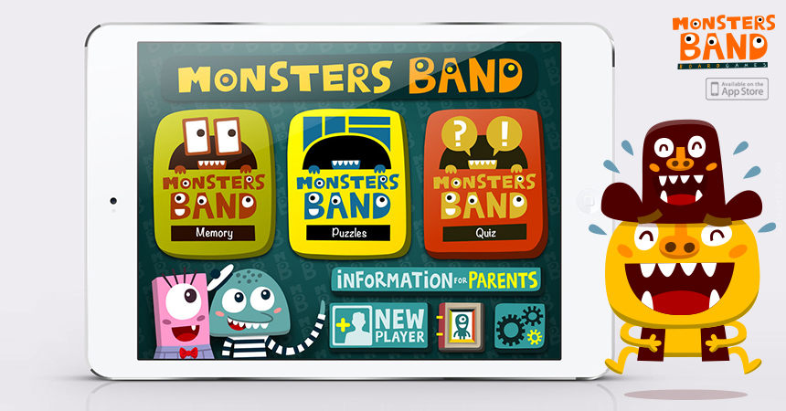 Monsters Band