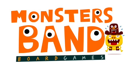 Monsters Band logo