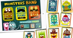 Monsters Band - Xavi Ramiro