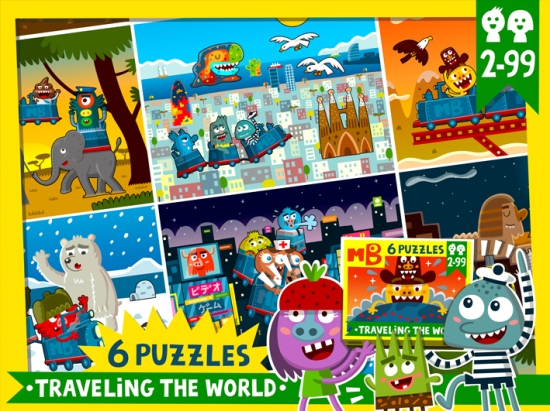 World or Puzzles AppStore