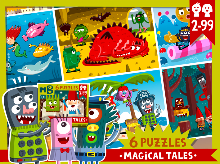 World of Puzzles - AppStore