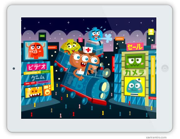 World of Puzzles - Tokyo - Xavi Ramiro