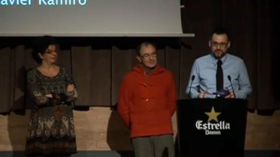 Premis Junceda 2013 - APIC - Xavi Ramiro