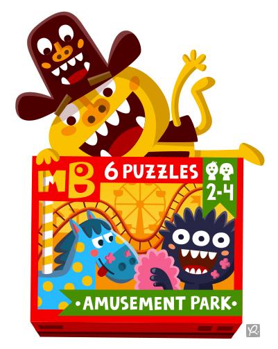 World of Puzzles - Xavi Ramiro