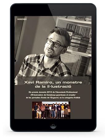 Xavi Ramiro - Esguard - Premis Junceda