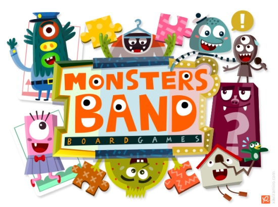 Monsters Band blog - Xavi Ramiro