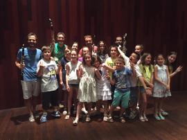 Barcelona Clarinet Players i el Cor Infantil CIAU