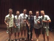 Barcelona Clarinet Players amb Ferran Conangla i Enric Giné