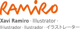 Xavi Ramiro · Illustrator ·